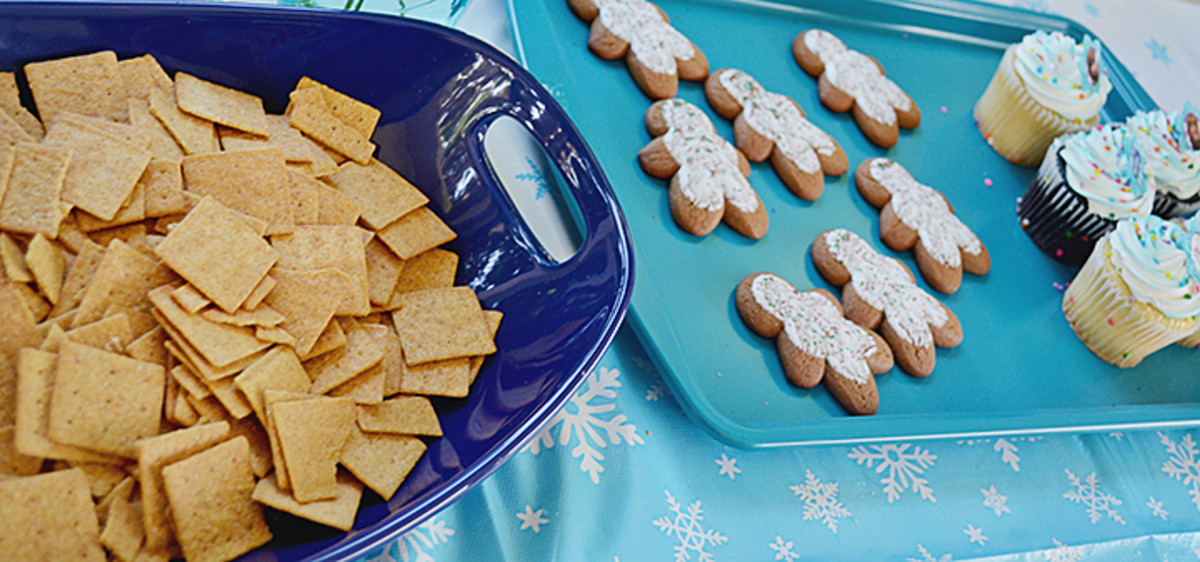 Host a cookies and coffee party for a holiday get together with friends!