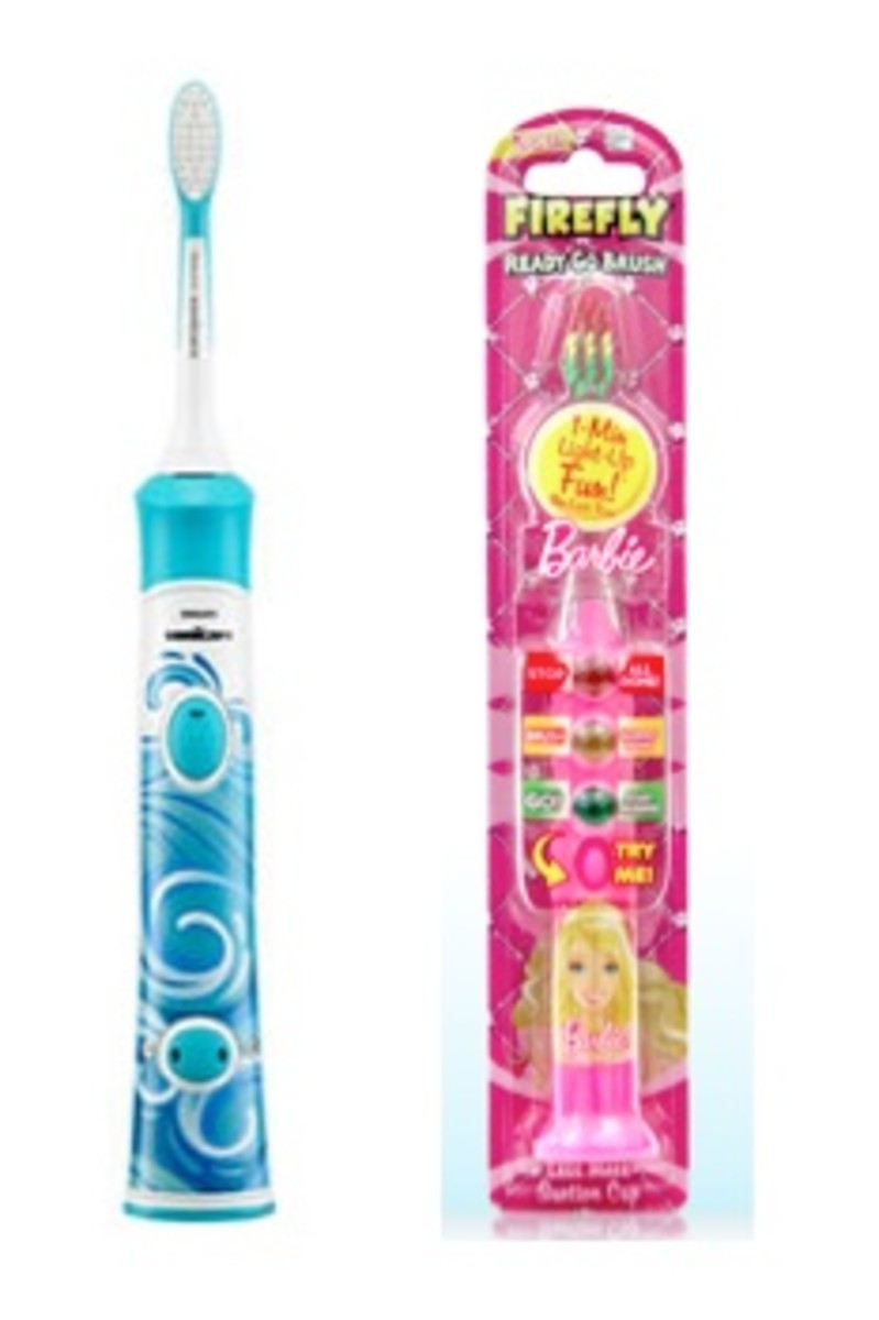 kids toothbrushes