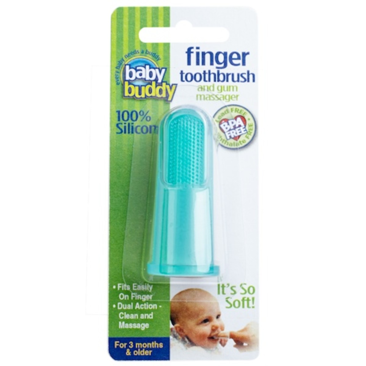 Toothbrush for infants