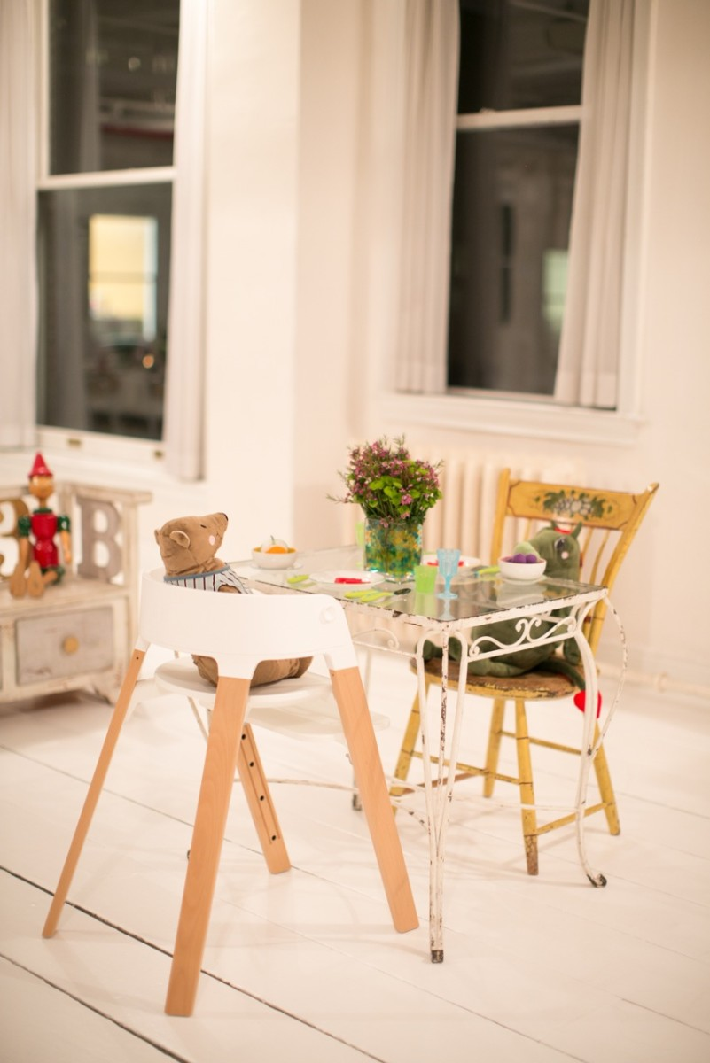 Stokke Steps Event