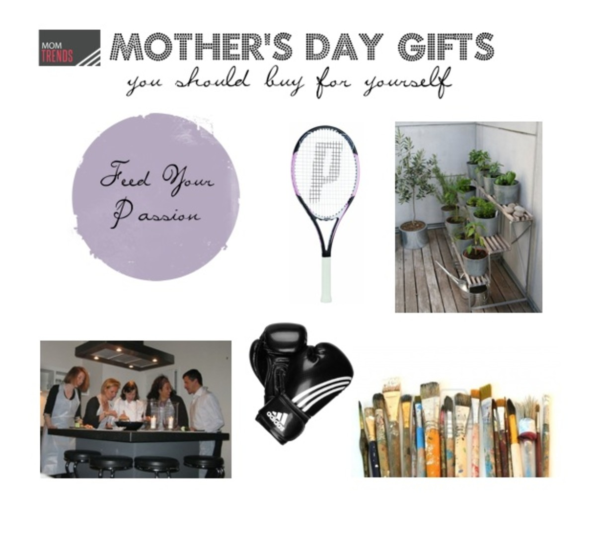Mother's Day Gift You Should Get For Yourself - Feed Your Passion