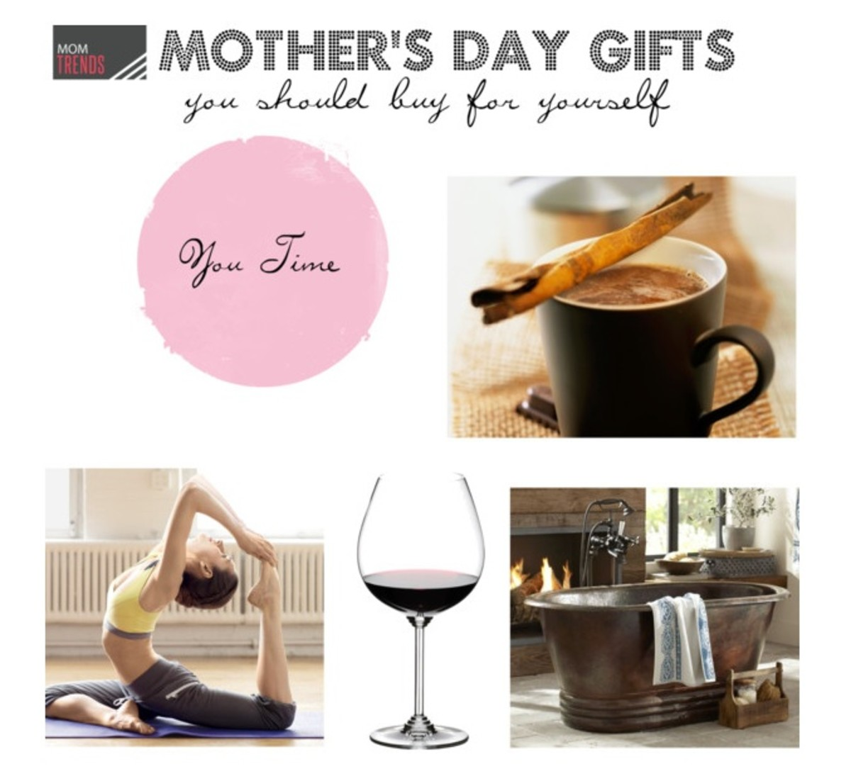 Mother's Day Gifts You Should Get For Yourself - Time Alone