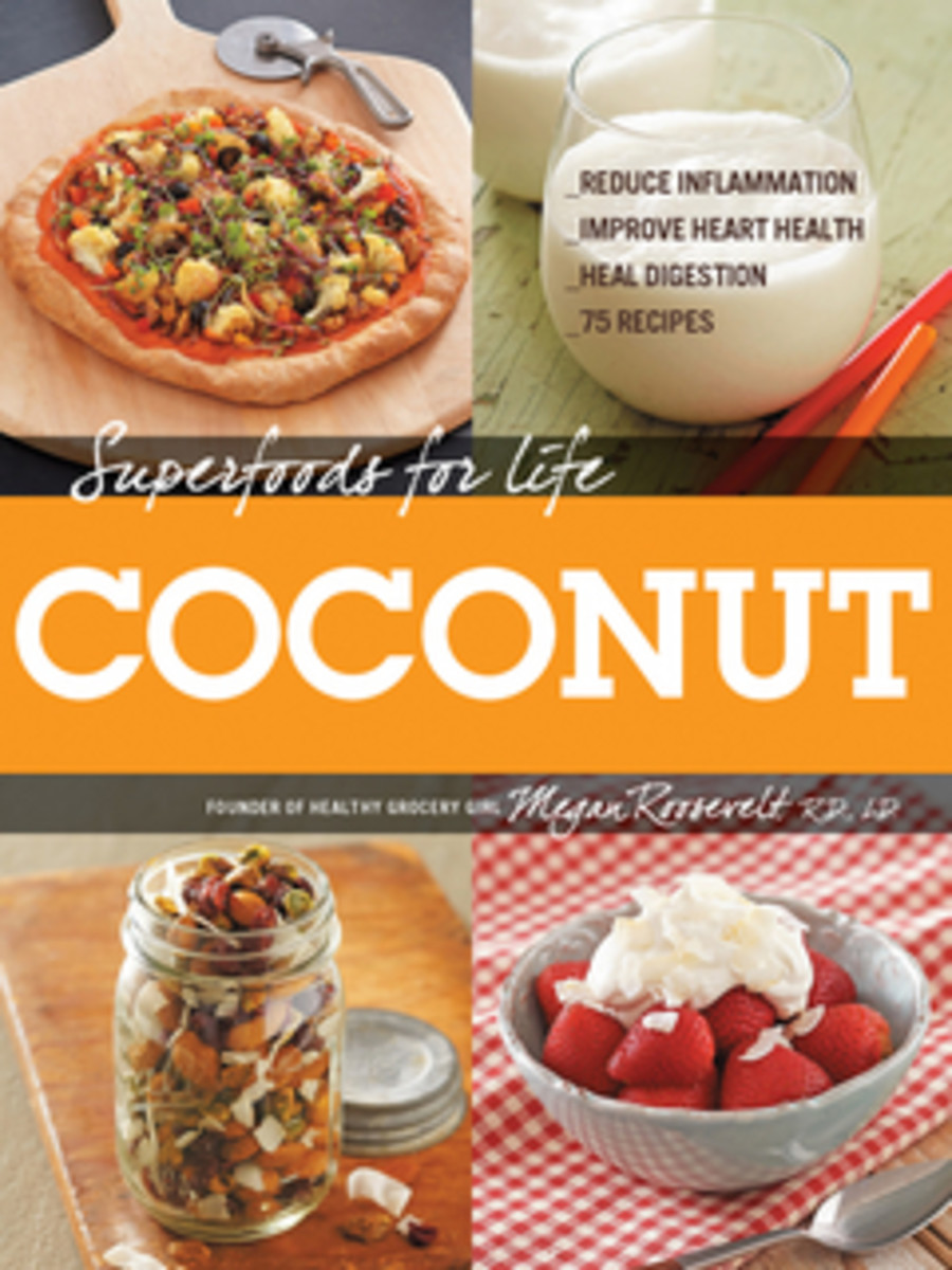 Superfoods for Life, Coconut.