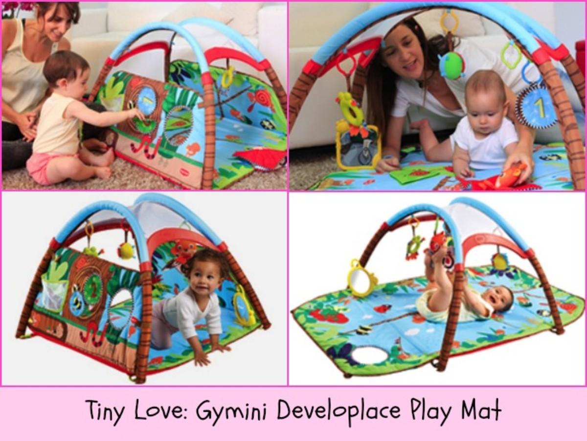 tiny love gymini developlace activity mat