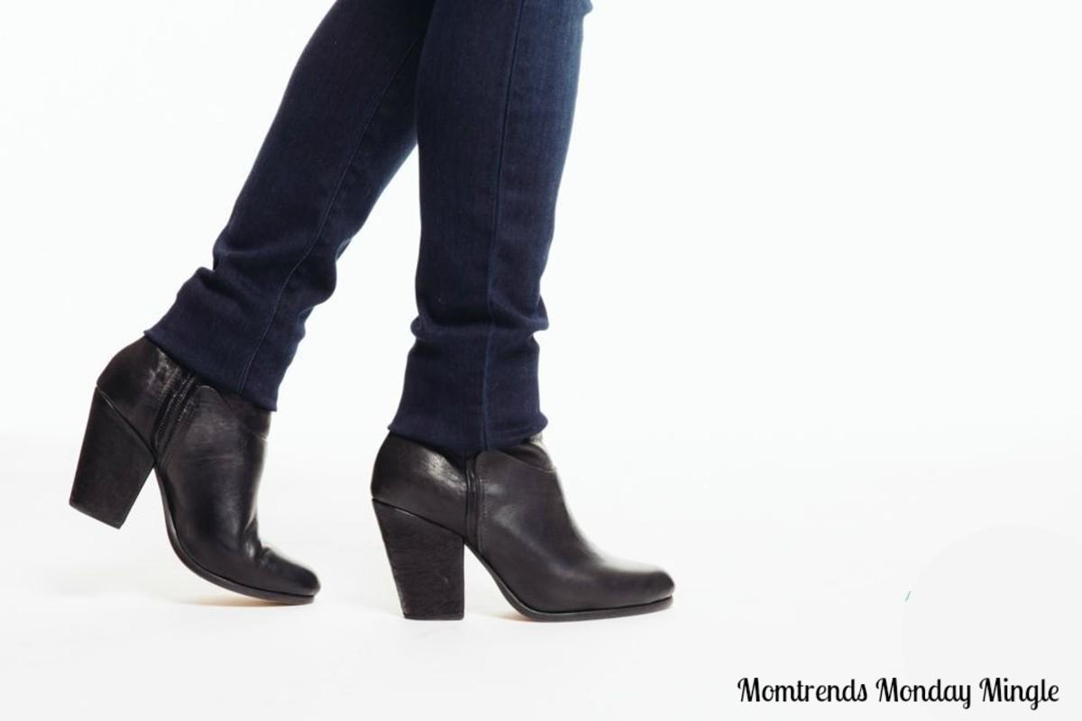monday mingle shoes