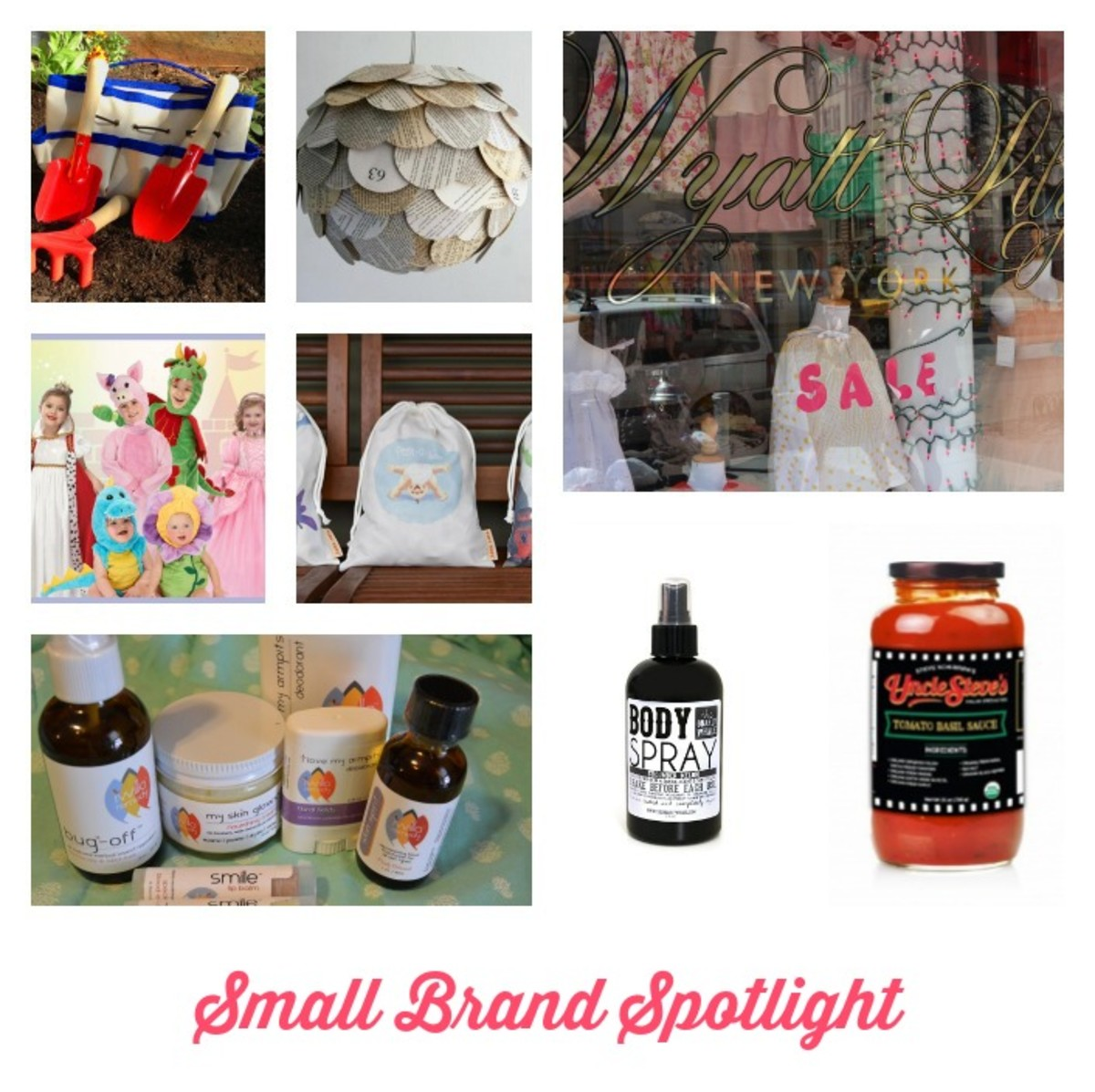 Favorite Small Brands