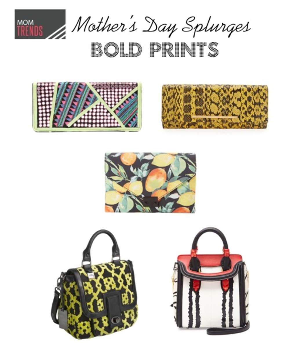Mother's Day Splurges: Bold Prints