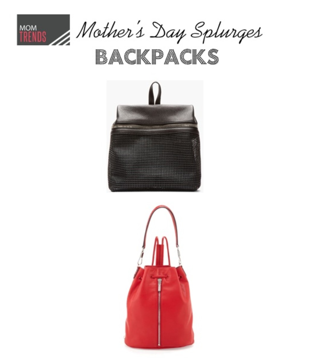 Mother's Day Bags to Splurge On - Backpacks