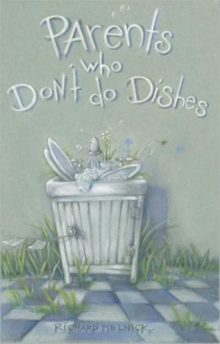 Parents Who Don't Do Dishes (and other recipes for life