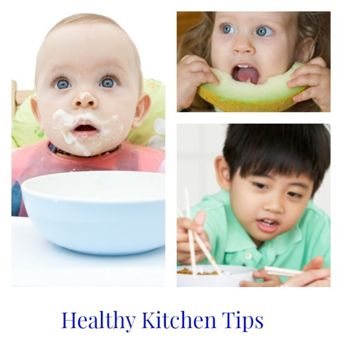 Healthy Kitchen Tips