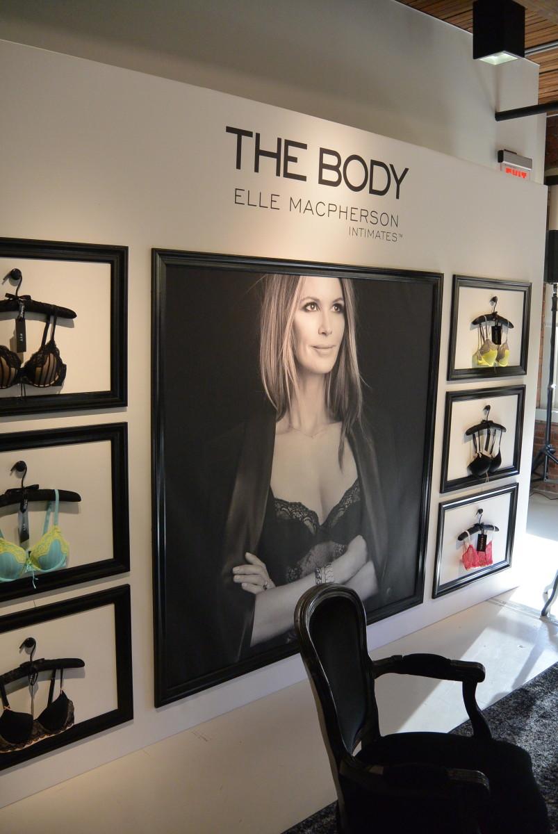 THE BODY Elle Macpherson Intimates