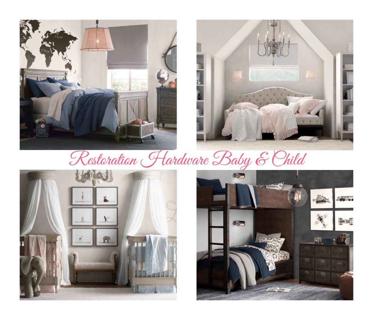 New Spring Collection from Restoration Hardware Baby ...