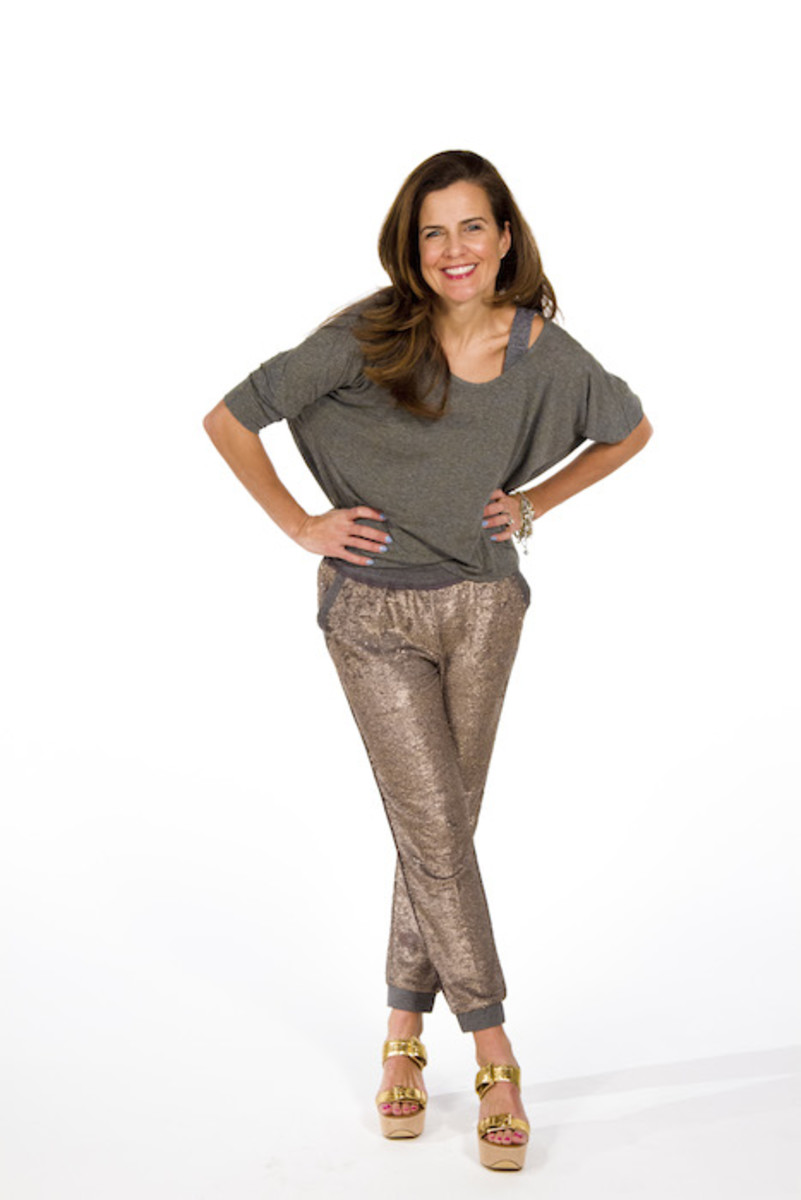Cool Fashion for Moms: Sequins