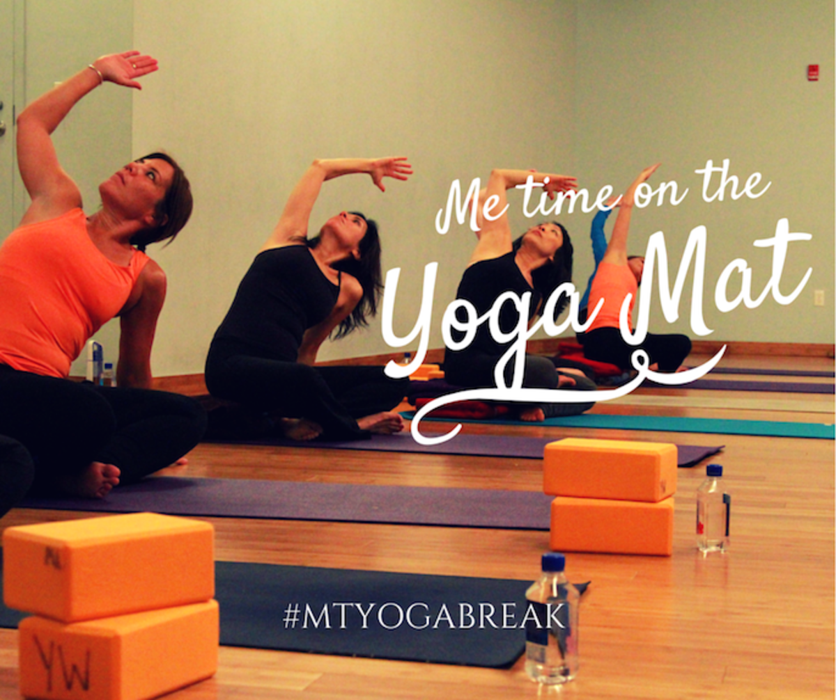 Yoga Break for Moms
