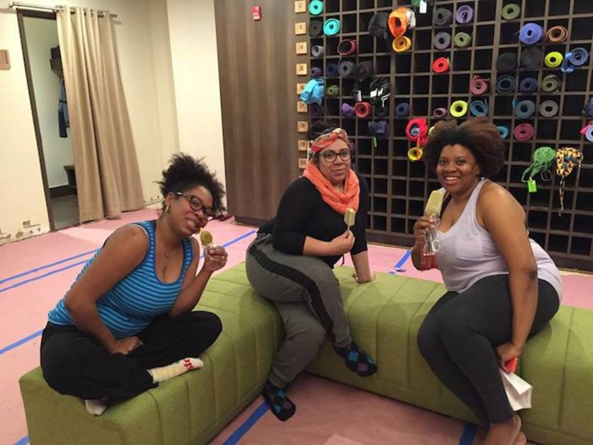 brooklyn yoga event