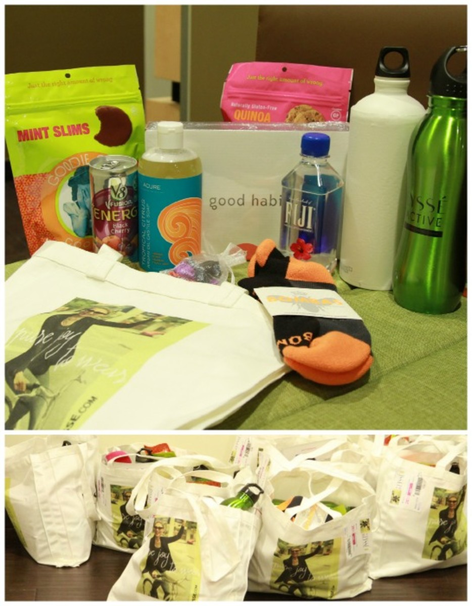 Yoga Goodie Bag