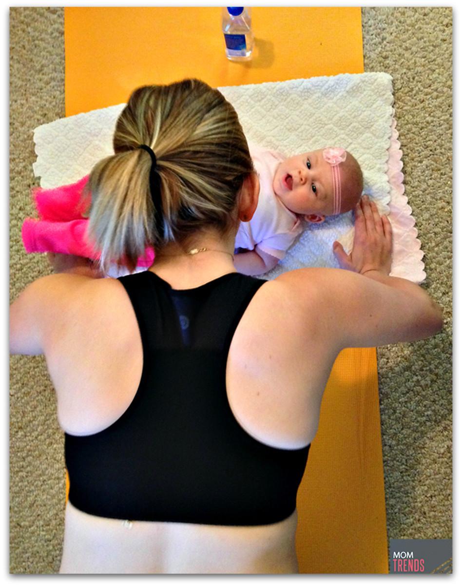 new mom fitness