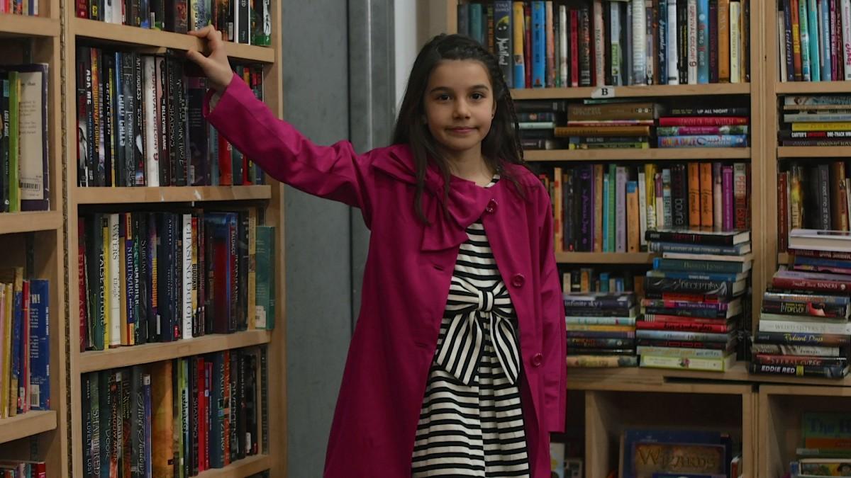Kate Spade Girls Pink Coat