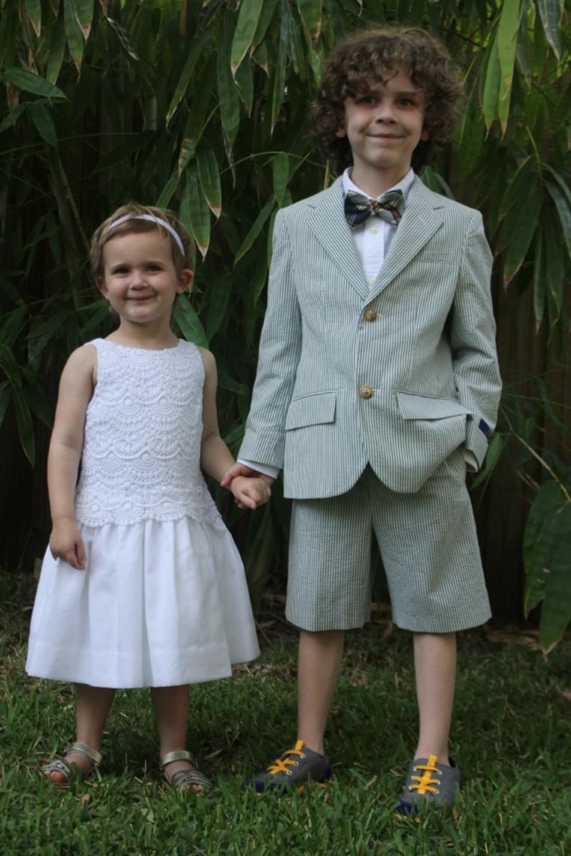 Sibling Easter Style - MomTrends