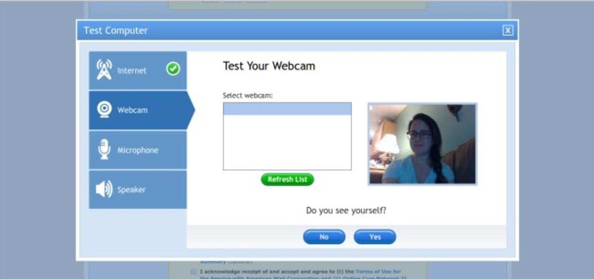 webcamtest