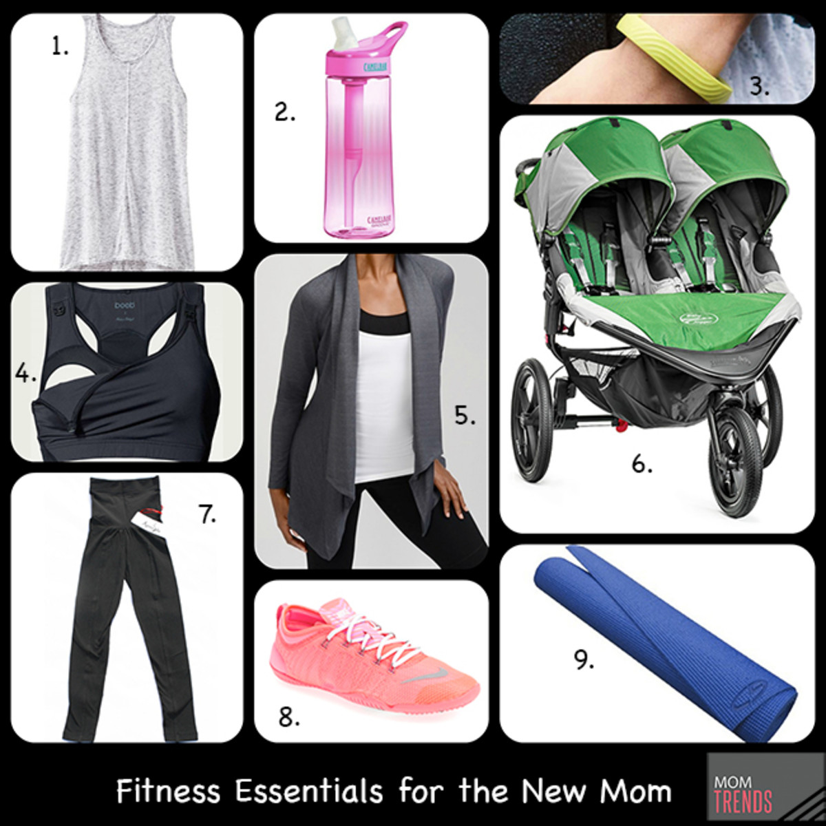 new mom fitness guide 3