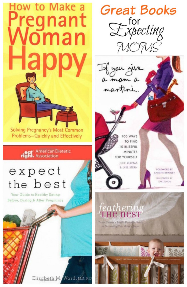 Great books for expecting moms