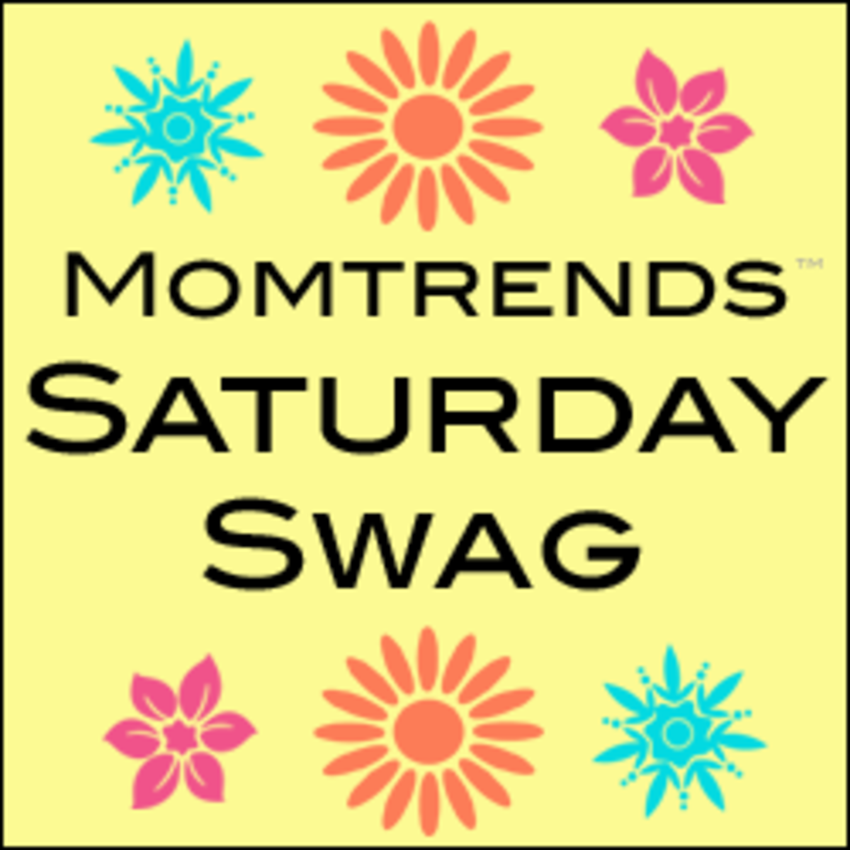Saturday Swag, Momtrends, Giveaways
