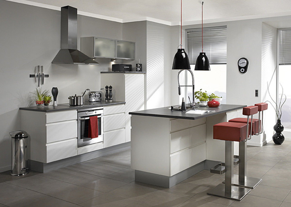 modern kitchen | MomTrends