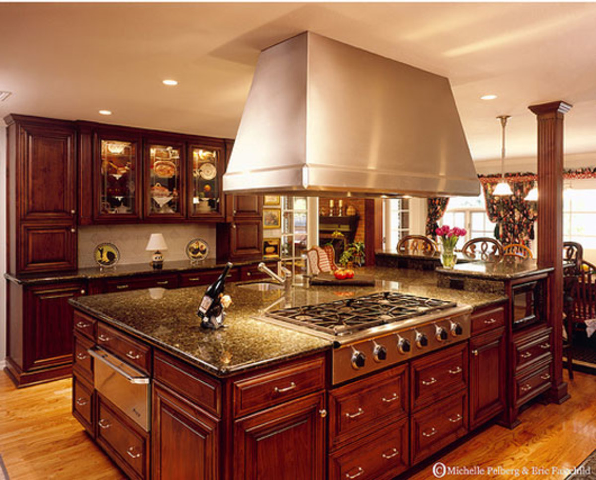 Tuscan Style Kitchen Ideas 530 x 427