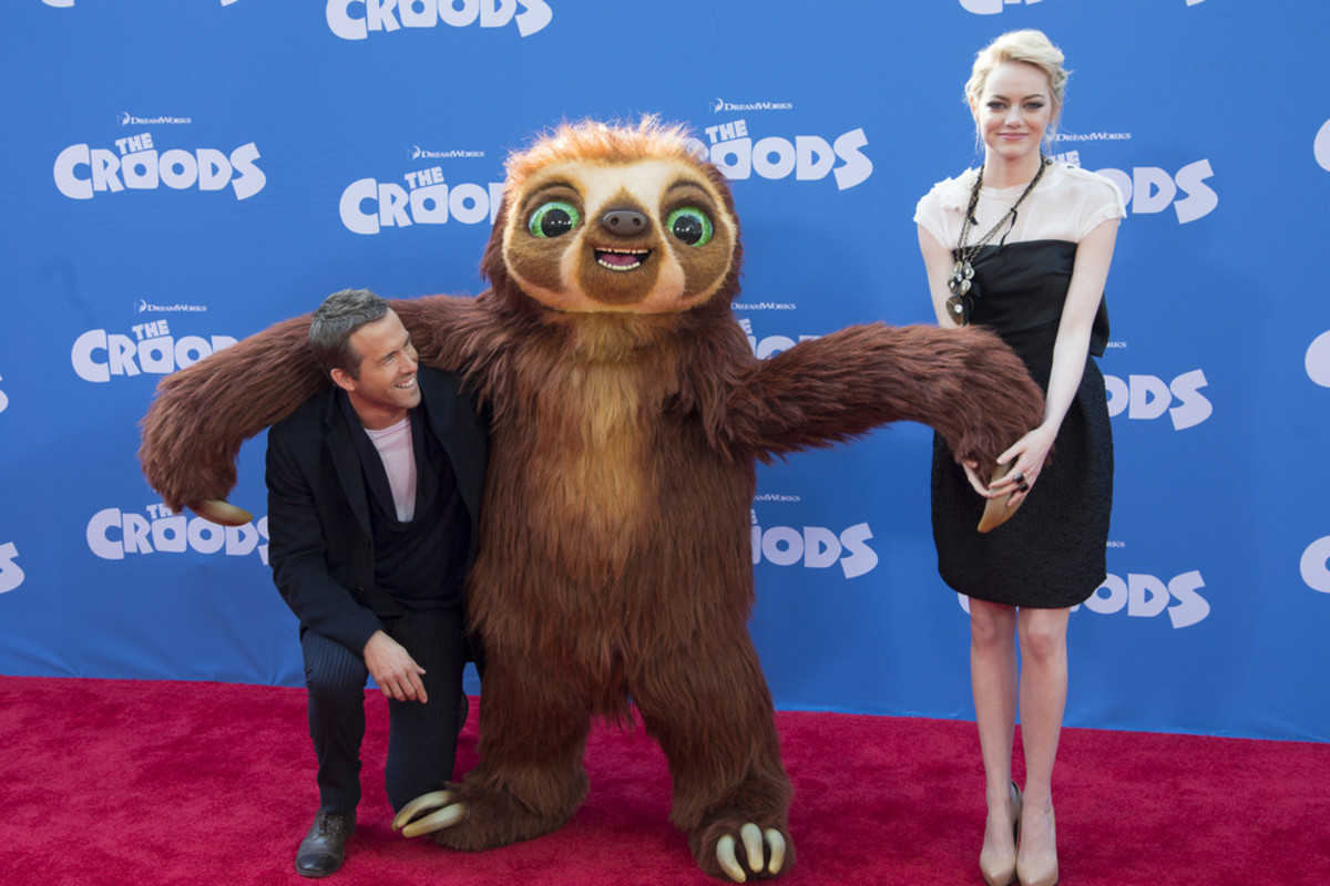 """The Croods"" New York City Premiere - Arrivals"