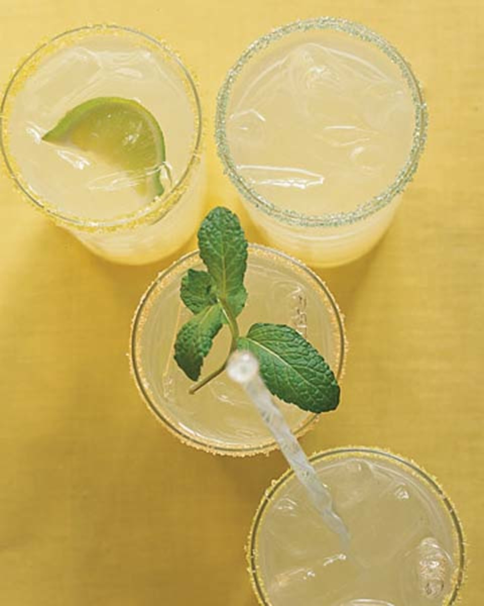 Mojitos from Martha Stewart