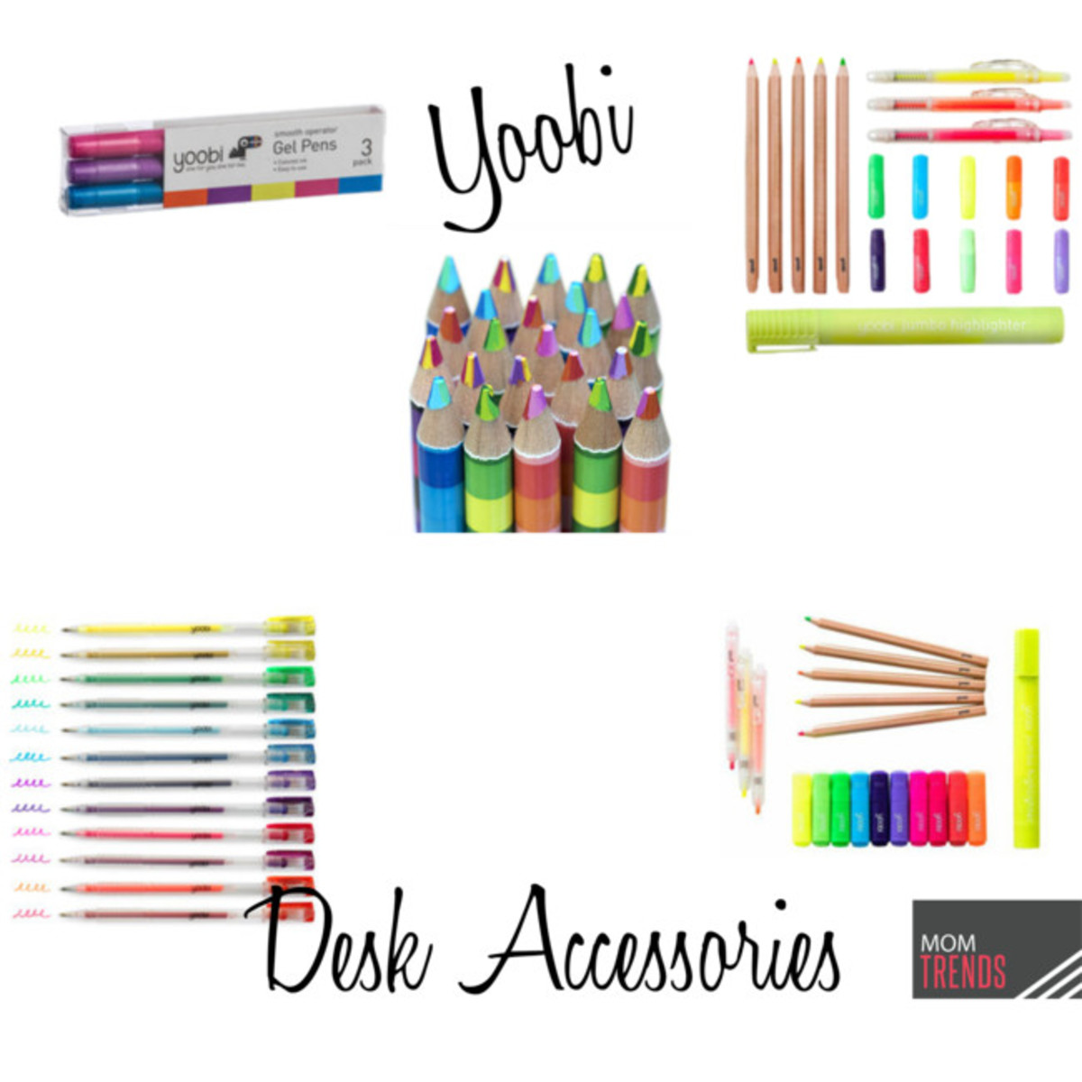 yoobi desk accessories