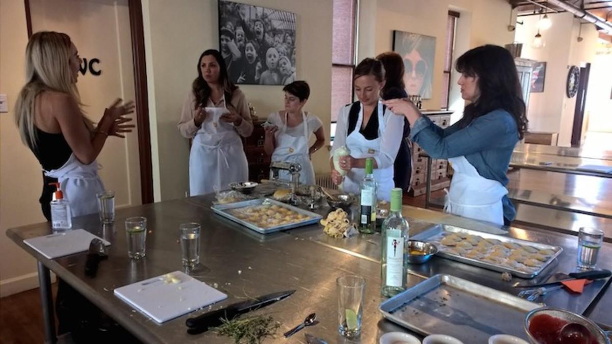 tastemakers cooking class