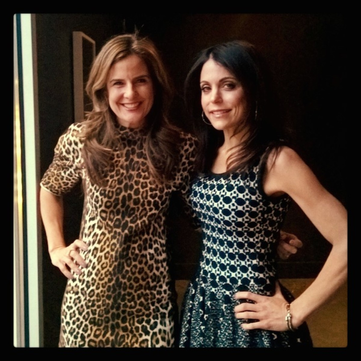with bethenny