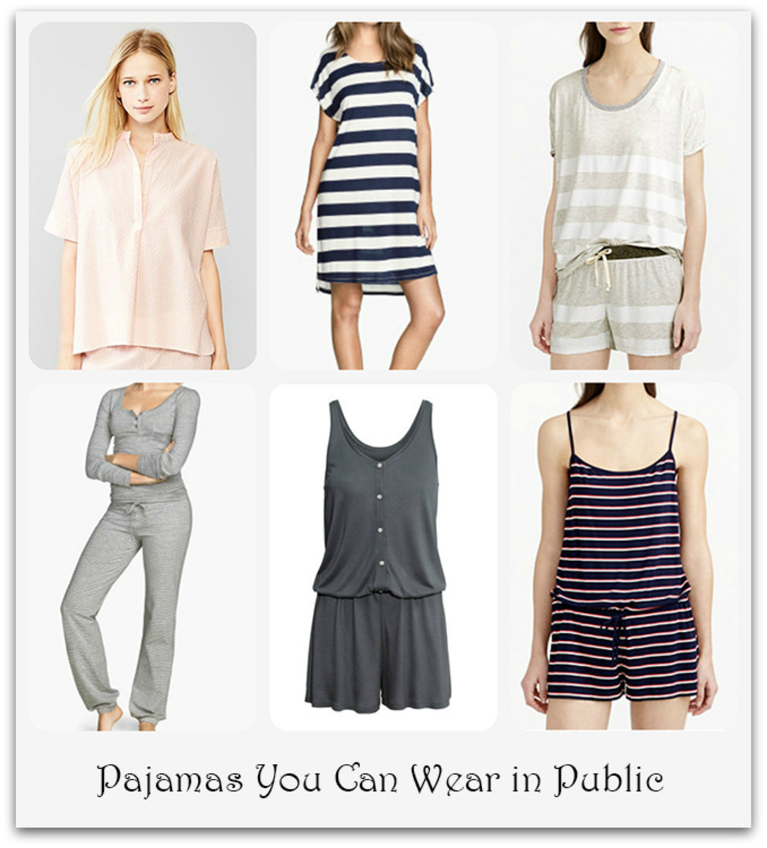 pajamas you can wear in public