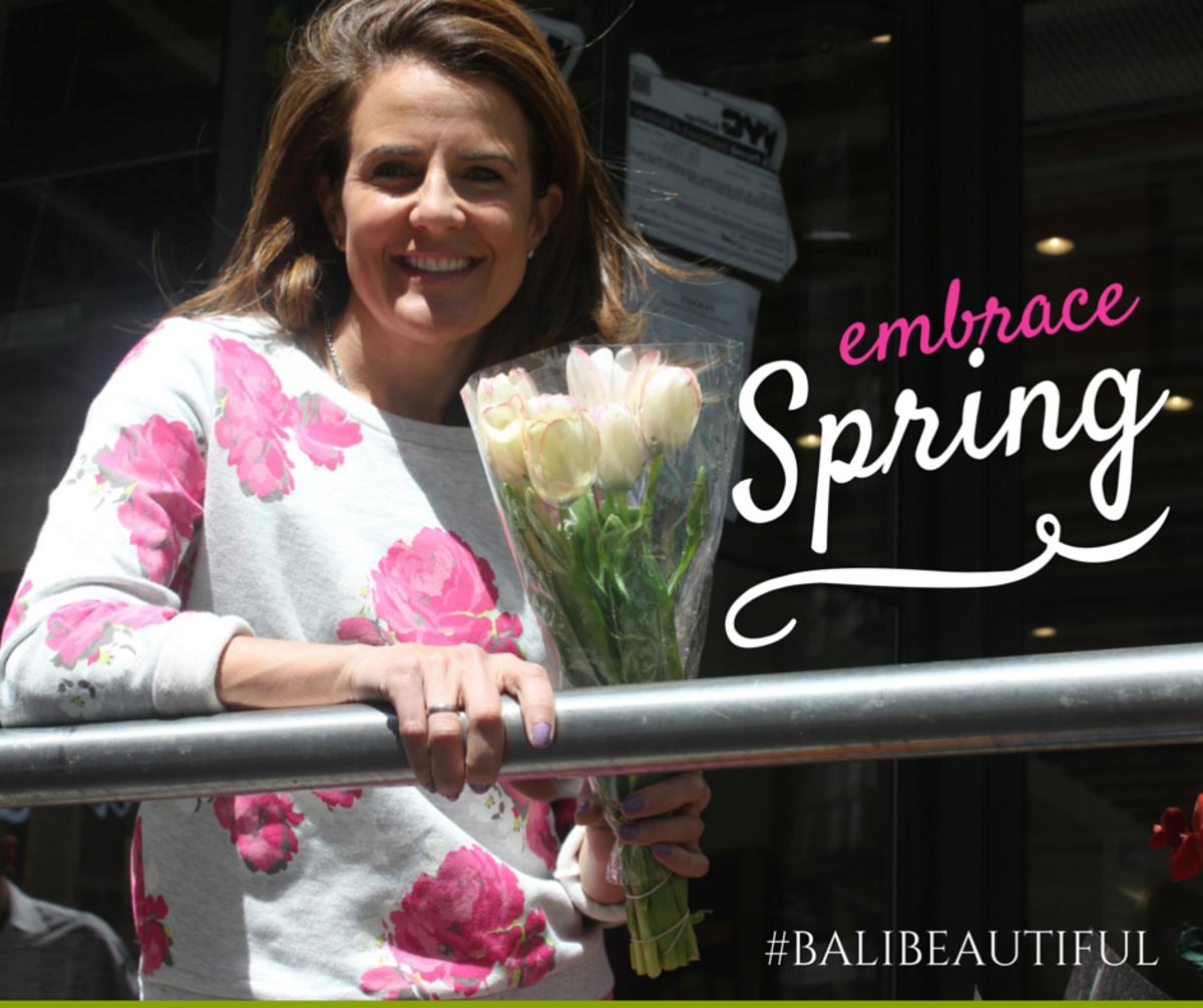 embrace spring