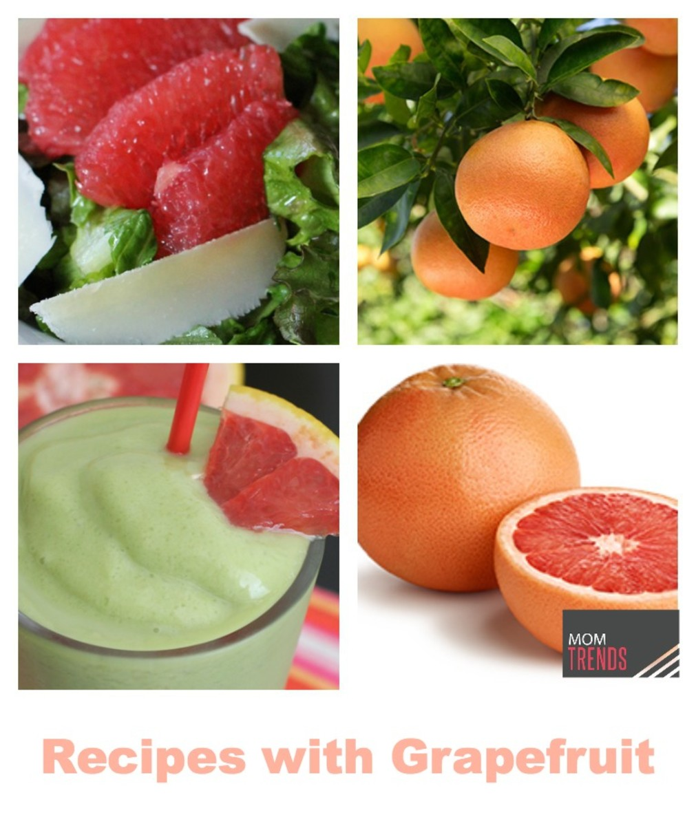 Recipes with Grapefruit
