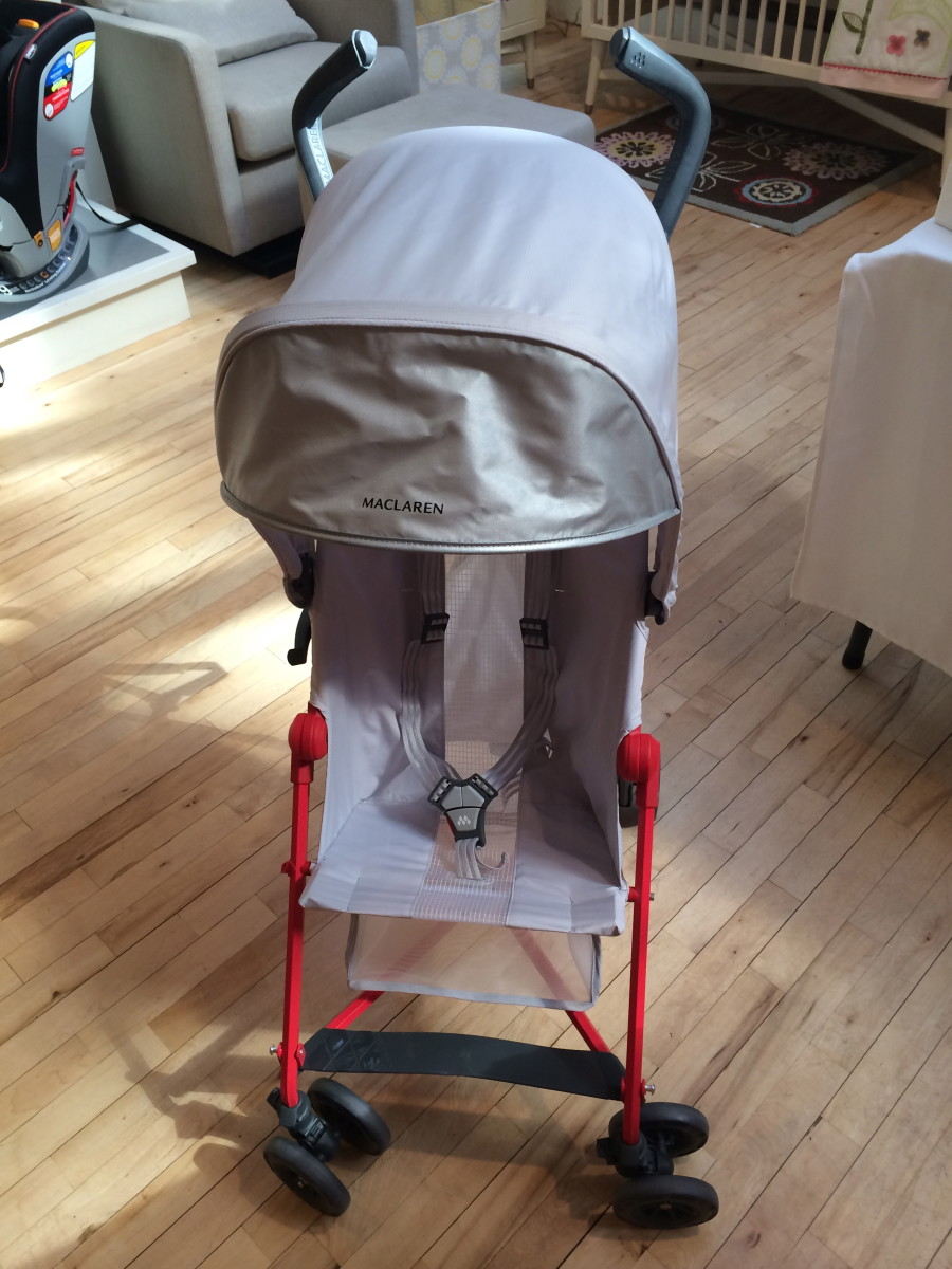 Maclaren Mark II Umbrella Stroller