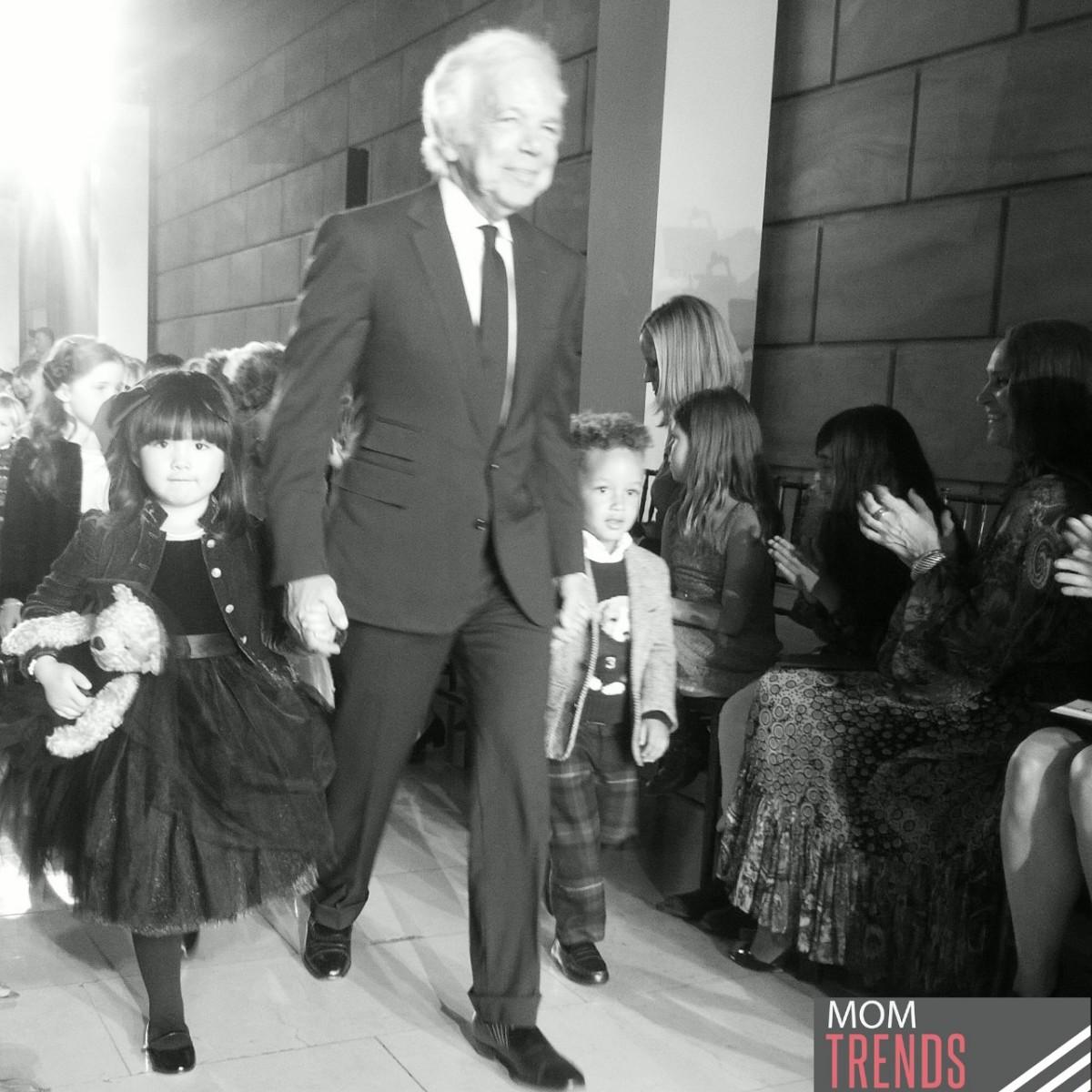 Ralph Lauren Fashion show