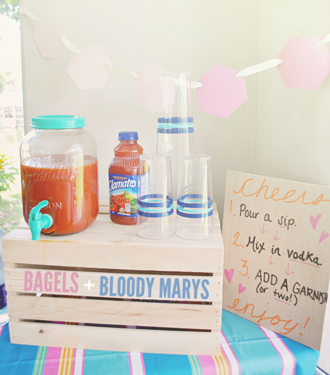 Bloody Mary Party Ideas