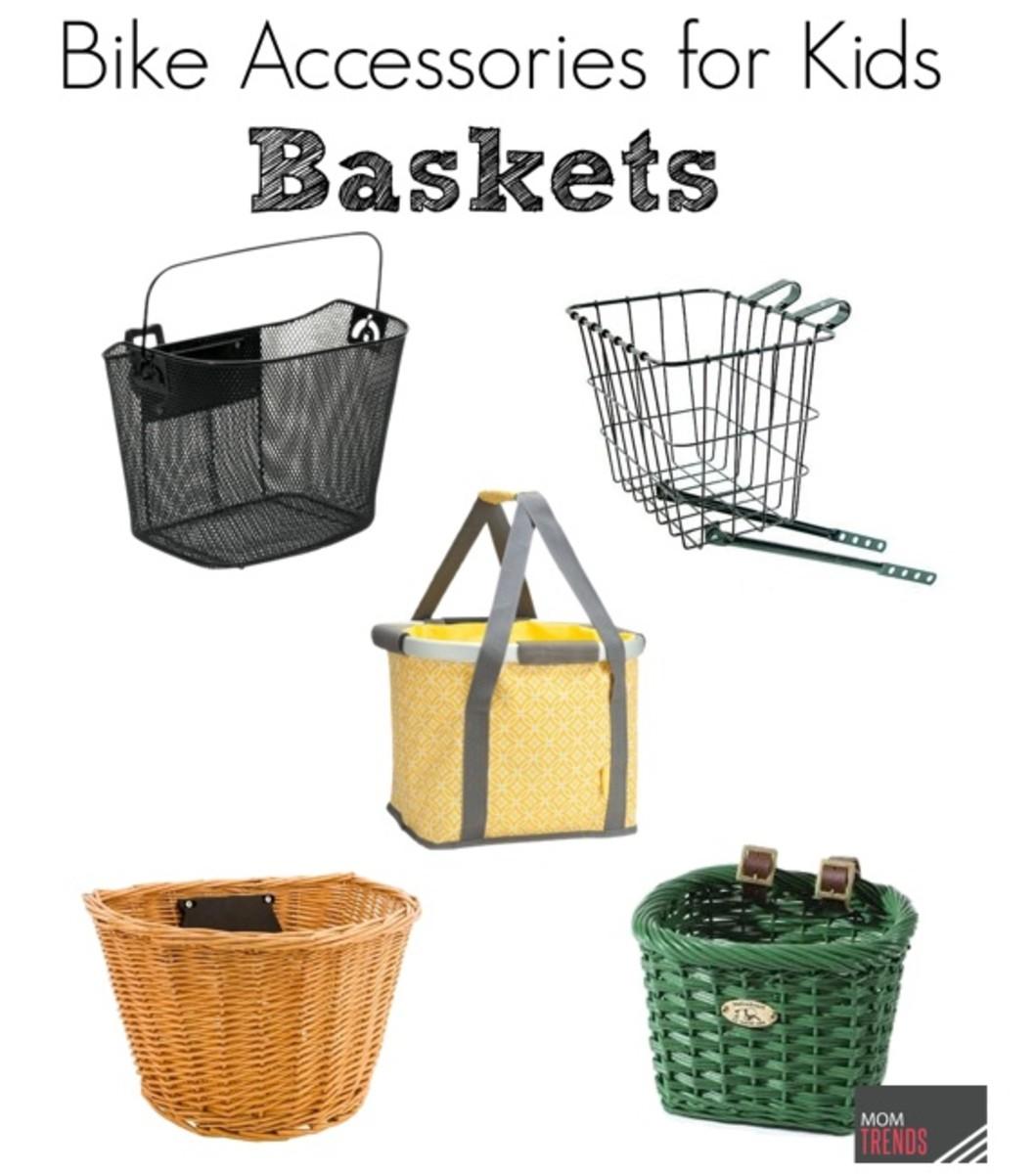 Bike Baskets For Kids