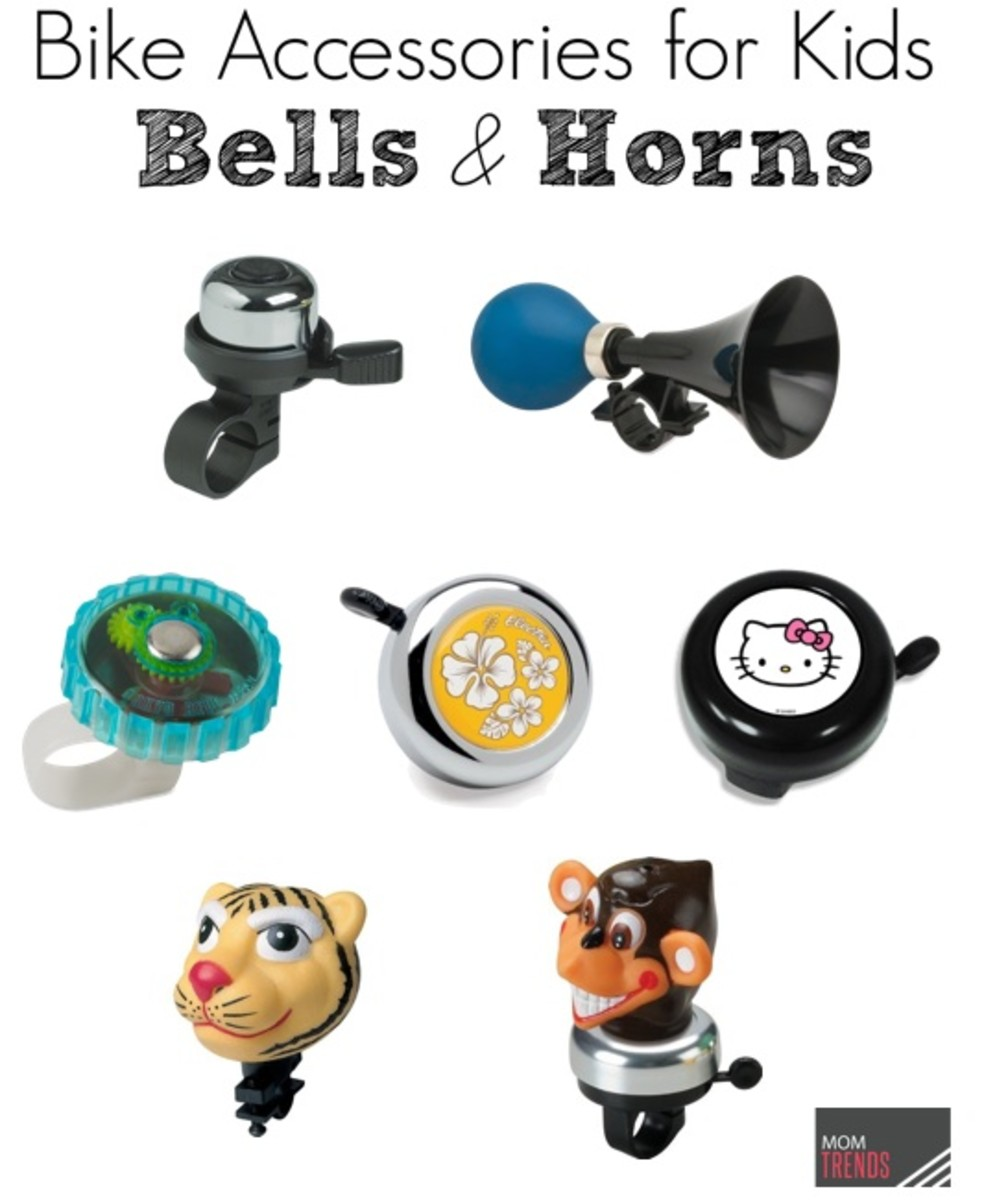 Bells, Baskets & Bling: Bike Accessories For Kids ...