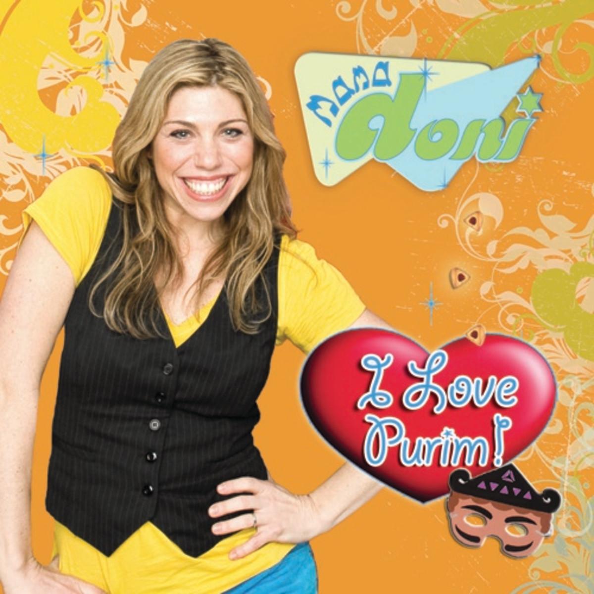 I love Purim Mama Doni