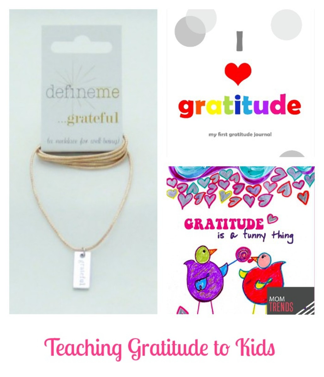 Teaching Gratitude to Kids