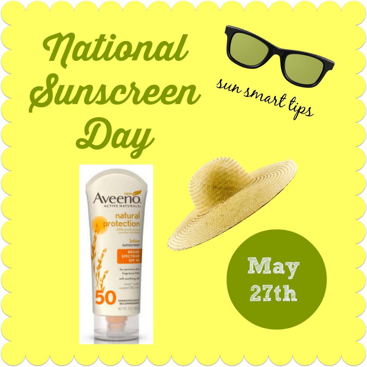 sun smart tips