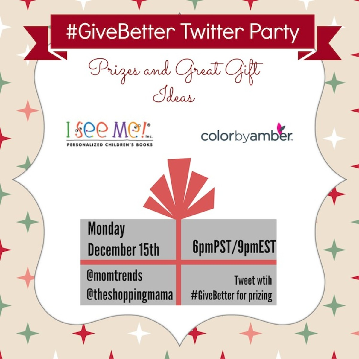 Give Better Twitter Party