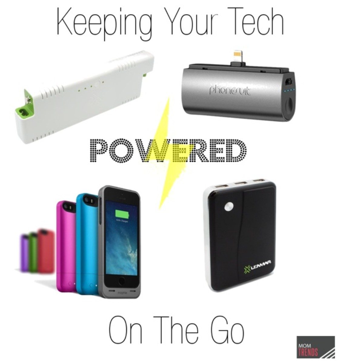 Keeping Your Tech Powered On The Go