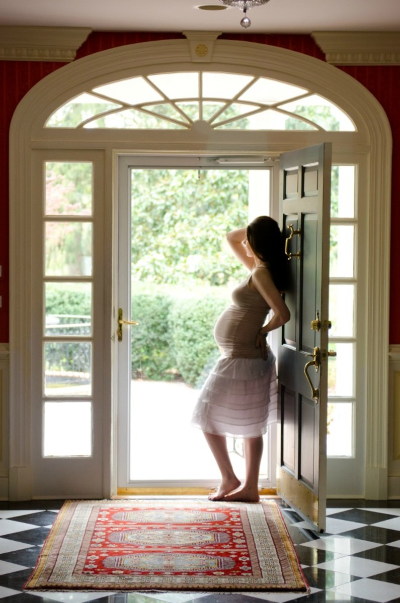 maternitypose