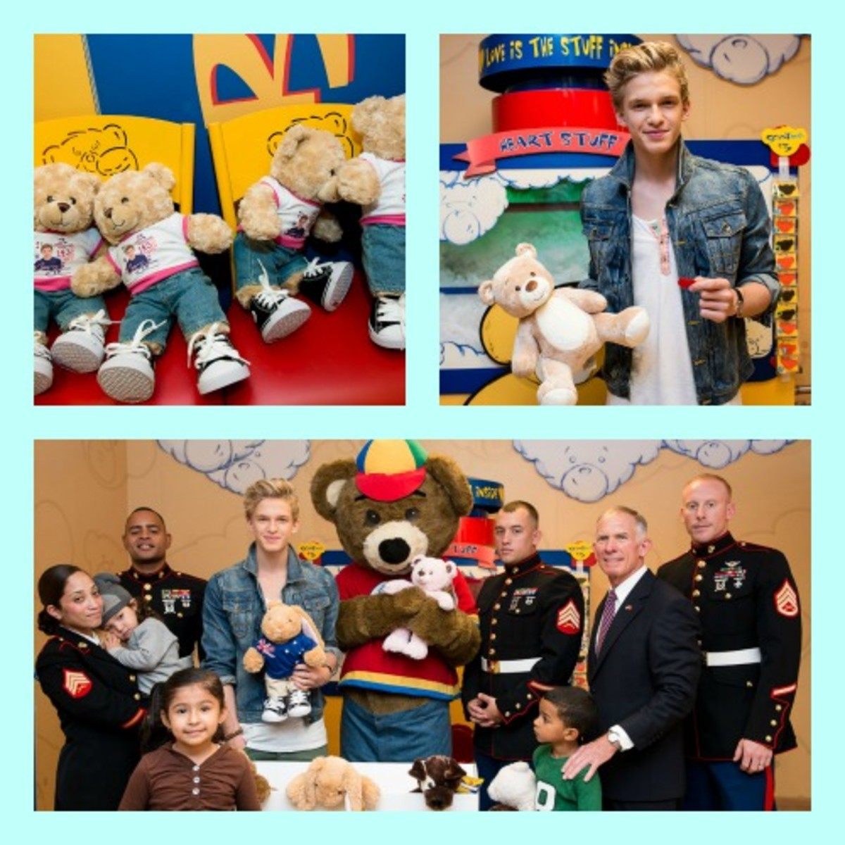 build a bear nyc