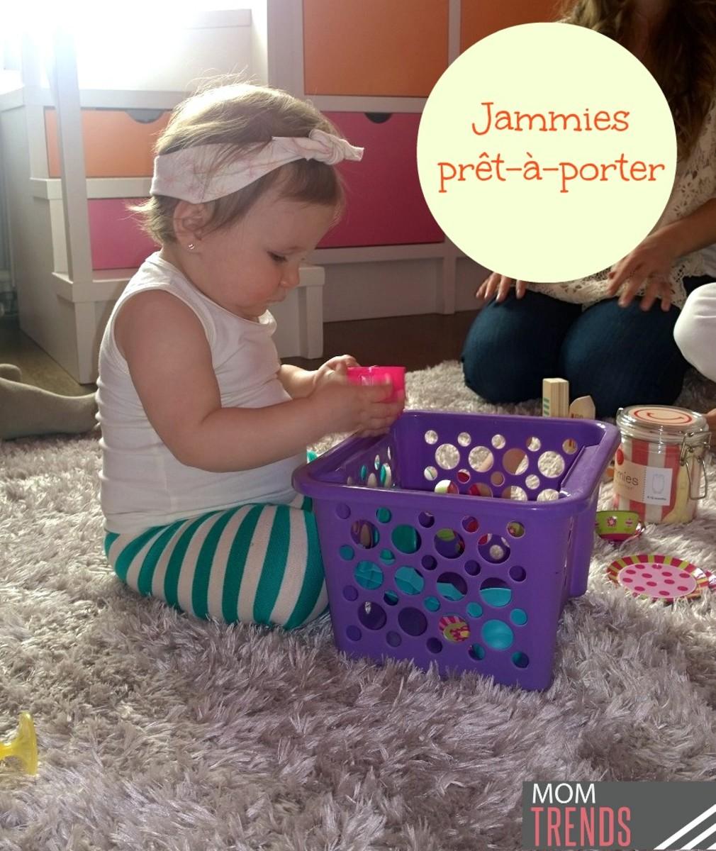 cute baby jammies